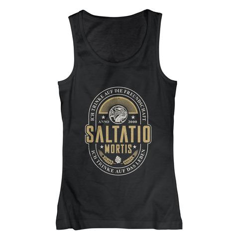 Beer Label by Saltatio Mortis - Girls Top - shop now at Saltatio Mortis store