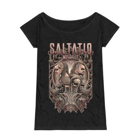 My Mother Told Me von Saltatio Mortis - Girlie Shirt jetzt im Saltatio Mortis Store