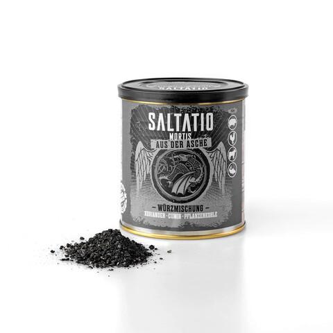 Aus der Asche by Saltatio Mortis - spice mix - shop now at Saltatio Mortis store