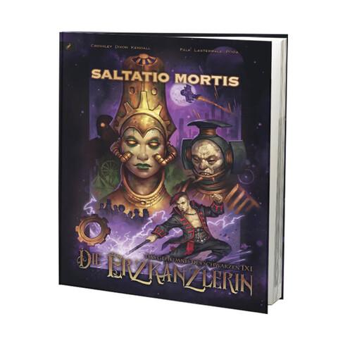 √Das Geheimnis des schwarzen IXI - Die Erzkanzlerin von Saltatio Mortis - Book jetzt im Saltatio Mortis Shop